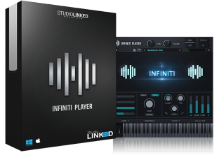 StudioLinkedVST Infiniti Player