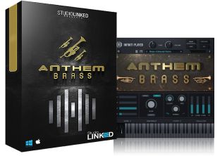 StudioLinkedVST Infiniti Expansion Anthem Brass