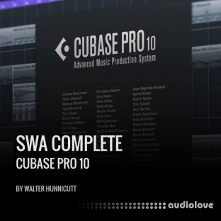 Streamworks Audio Swa Complete Cubase Pro 10