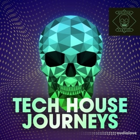 Skeleton Samples Tech House Journeys WAV