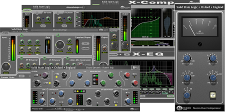 Solid State Logic Duende Native v5.1.1 WiN