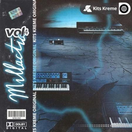 Kits Kreme Millactic Vol.4 Melodic Loops WAV