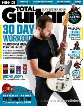 Total Guitar - Summer 2019