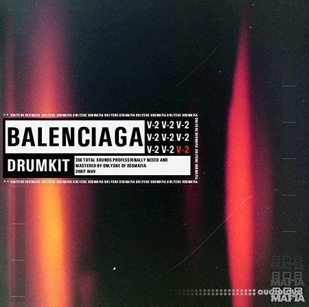 Onlyxne Of 808 Mafia Balenciaga V2 (Drum Kit) WAV