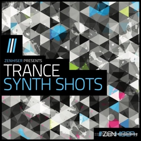 Zenhiser Trance Synth Shots WAV Synth Presets