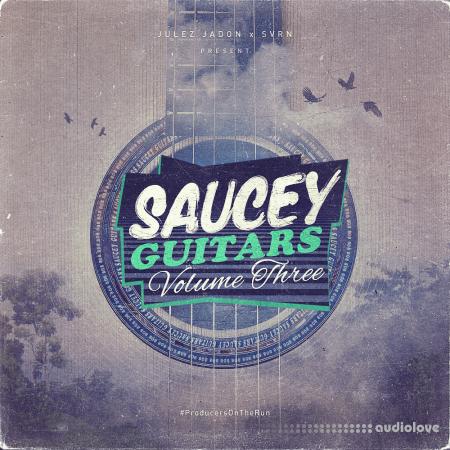 Julez Jadon Saucey Guitars Vol.3 WAV