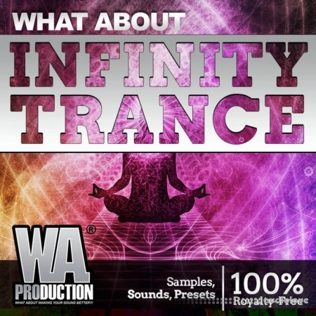 WA Production Infinity Trance WAV MiDi Synth Presets DAW Templates