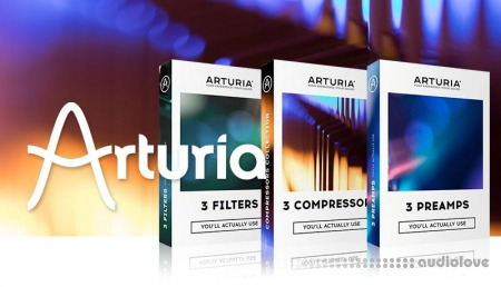 Sonic Academy Arturia Effects You Have Actually Use Bundle with Kirk Degiorgio TUTORiAL