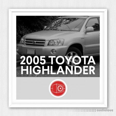 Big Room Sound Toyota Highlander 2005 WAV