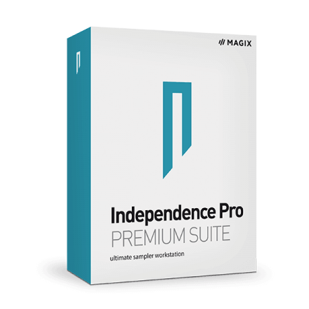 MAGIX Independence Pro Premium Suite Library v3.0.1 DAW Addons