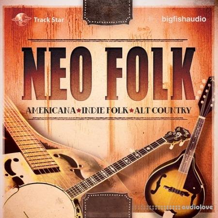 Big Fish Audio Neo Folk KONTAKT
