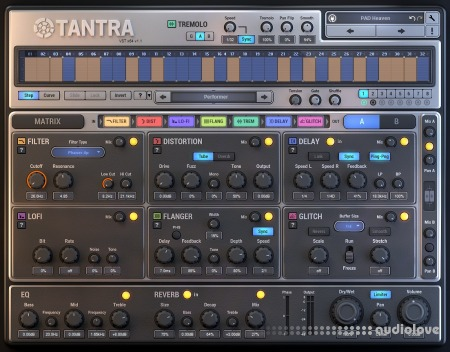 Dmitry Sches Factory Expansion Vol.2 Synth Presets