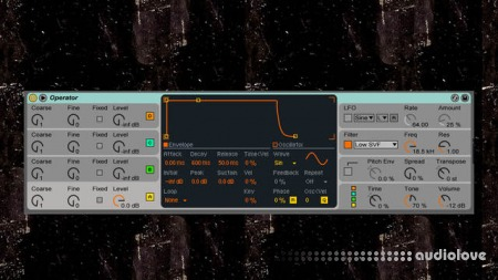CreativeLive The Ableton Operator with James Patrick TUTORiAL