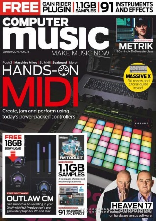 Computer Music - October 2019