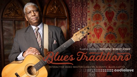 Truefire Robert Jones' Blues Traditions