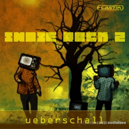Ueberschall Indie Rock 2 Elastik