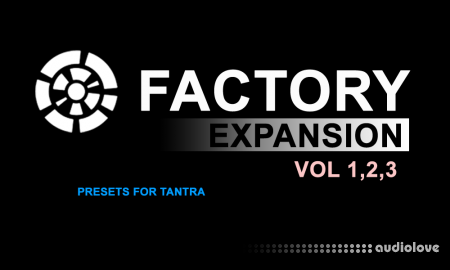 Dmitry Sches Tantra Factory Expansion Synth Presets