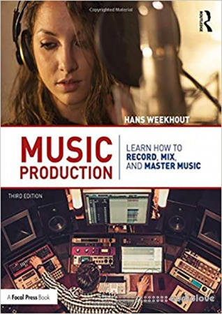 Music Production Learn How to Record Mix and Master Music Third Edition