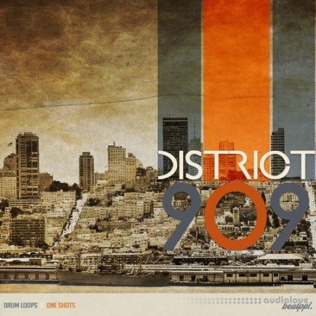 BeatPPL District 909 WAV