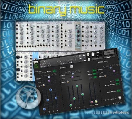 Binary Music Electrophonics KONTAKT