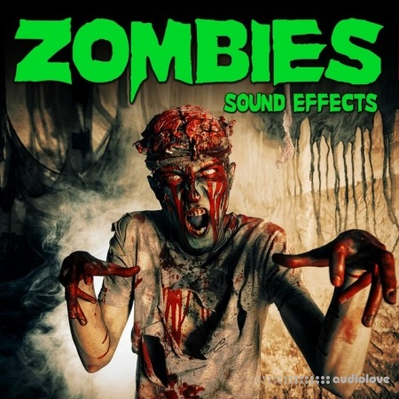 Sound Ideas Zombies Sound Effects