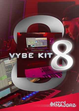 SoundMajorz Vybe Kit 8 WAV