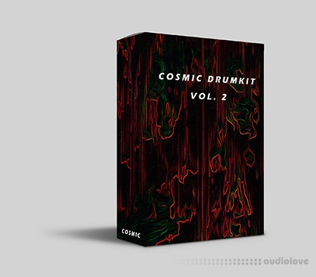 Cosmic's Drum Kit Vol.2