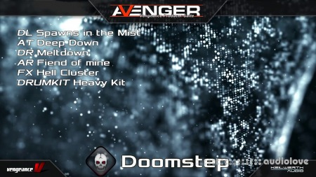 Vengeance Sound Avenger Expansion pack Doomstep Synth Presets