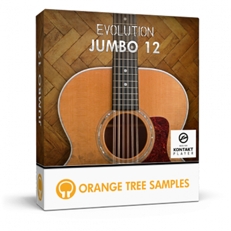 Orange Tree Samples Evolution Jumbo 12 KONTAKT