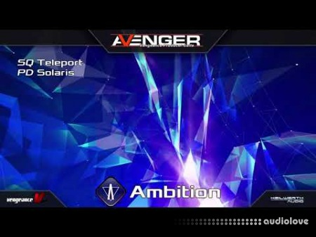 Vengeance Sound Avenger Expansion pack Ambition Synth Presets