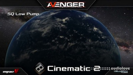 Vengeance Sound Avenger Expansion pack Cinematic 2 Synth Presets
