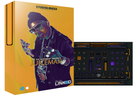 StudioLinkedVST JUICEMAN (Vocal Plugin) WiN MacOSX