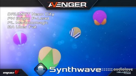 Vengeance Sound Avenger Expansion pack Synthwave Synth Presets