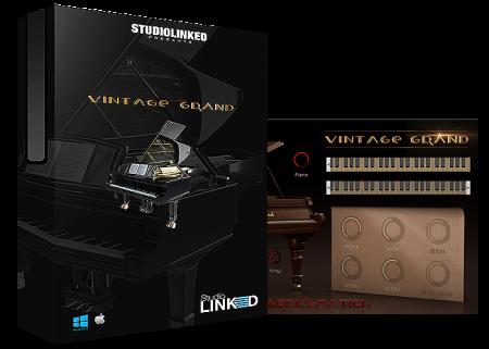StudioLinkedVST Vintage Grand WiN MacOSX