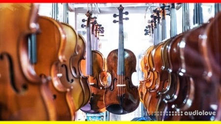 Udemy Beginner Violin Course VIOLIN MASTERY FROM THE BEGINNING