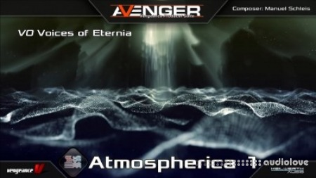 Vengeance Sound Avenger Expansion pack Athmospherica Synth Presets