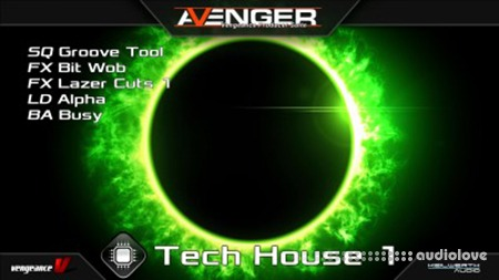 Vengeance Sound Avenger Expansion pack Tech House 1 Synth Presets