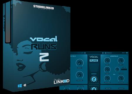 StudioLinkedVST Vocal Runs 2 WiN MacOSX