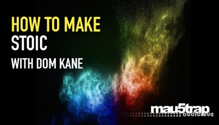 Sonic Academy How To Make Stoic with Dom Kane