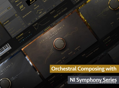 Groove3 Orchestral Composing with NI Symphony Series