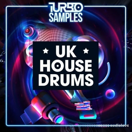 Turbo Samples UK House Drums WAV