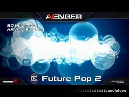 Vengeance Sound Avenger Expansion pack Future Pop 2 Synth Presets