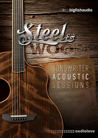 Big Fish Audio Steel and Wood Songwriter Acoustic Sessions MULTiFORMAT KONTAKT