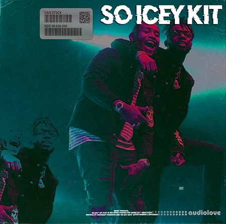 Manu So Icey Kit WAV DAW Templates