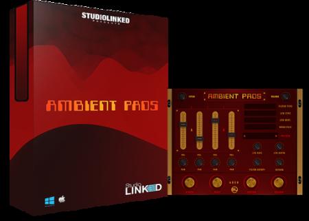 StudioLinkedVST Ambient Pads v1.0 WiN MacOSX