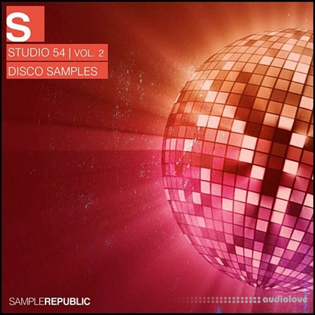 Sample Republic Studio 54 Vol.2 WAV AiFF