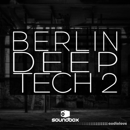 Soundbox Berlin Deep Tech 2 WAV