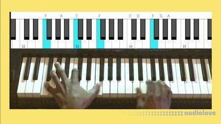 Udemy How to play Piano Go from a Beginner/Intermediate to a Pro TUTORiAL