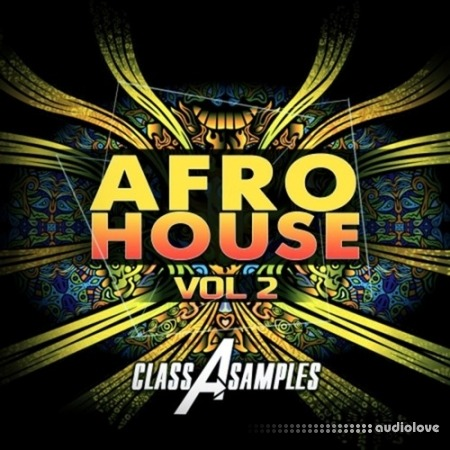Class A Samples Afro House Vol.2 WAV