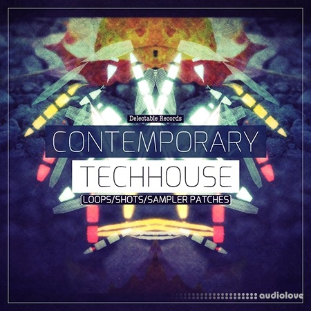 Delectable Records Contemporary Tech House WAV